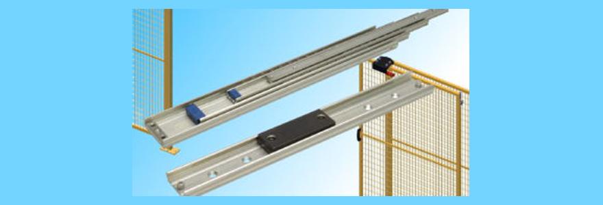rails de guidage linéaire